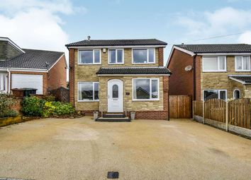 Thumbnail 3 bed detached house for sale in Witham Court, Higham, Barnsley