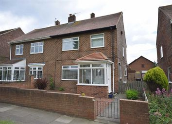 Thumbnail 3 bedroom semi-detached house for sale in Prince Edward Road, Marsden, South Shields