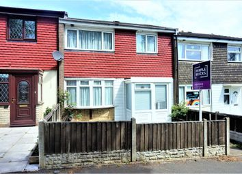 Thumbnail 3 bed terraced house for sale in Ragley Walk, Rowley Ragis