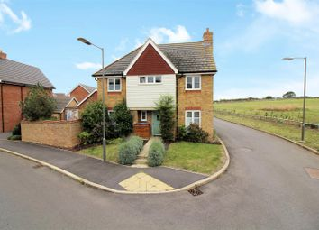 Thumbnail 4 bed detached house for sale in Excalibur Road, Aylesbury