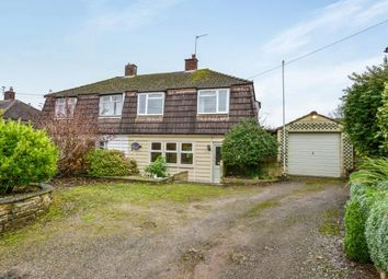 Thumbnail 3 bed semi-detached house for sale in Wookey Hole, Wells, Somerset