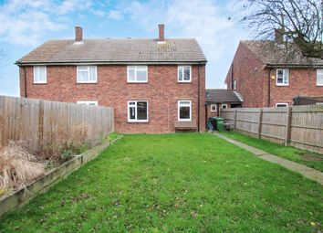 Thumbnail 2 bed semi-detached house for sale in Capper Road, Waterbeach, Cambridge