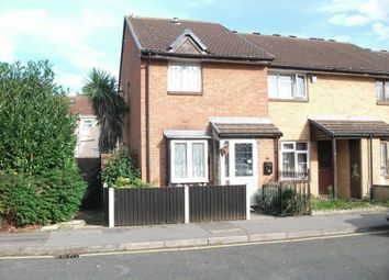 Thumbnail 1 bed end terrace house to rent in Laing Close, Ilford