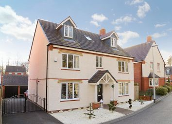 Thumbnail 5 bedroom detached house for sale in The Dingle, Doseley, Telford