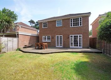 Thumbnail 4 bed detached house for sale in Stoneleigh Park, Weybridge, Surrey