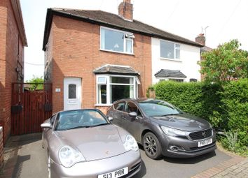 Thumbnail 2 bed semi-detached house for sale in Cambridge Crescent, Stapleford, Nottingham