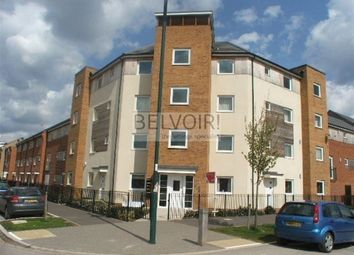 Thumbnail 2 bedroom flat to rent in Clayburn Road, Hampton Centre, Peterborough