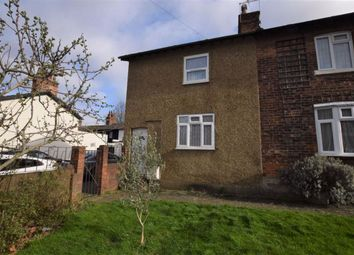 Thumbnail 3 bed end terrace house for sale in Johnston Terrace, Cricklewood, London