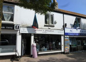 Thumbnail Retail premises for sale in Teignmouth, Devon