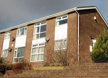 Thumbnail 2 bedroom flat for sale in Helston Court, West Denton Park, Newcastle Upon Tyne