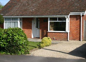 Thumbnail 3 bed bungalow to rent in Hazel Road, Lymington