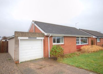 Thumbnail 2 bed detached bungalow to rent in Eleventh Avenue, Morpeth