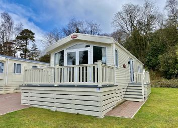 Thumbnail 3 bedroom mobile/park home for sale in Shore Road, Cove, Helensburgh