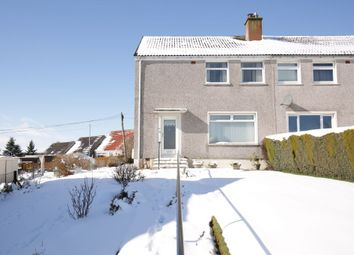 Thumbnail 3 bed semi-detached house for sale in 42 Queensway, Penicuik