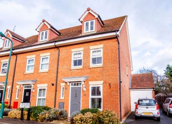 Thumbnail 3 bed end terrace house for sale in Skye Close, Orton Northgate, Peterborough