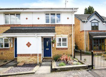Thumbnail 2 bedroom end terrace house for sale in Evensyde, Watford, Hertfordshire