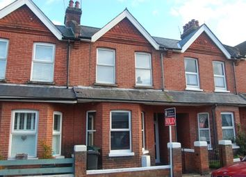 Thumbnail 2 bed terraced house to rent in Avondale Road, Eastbourne