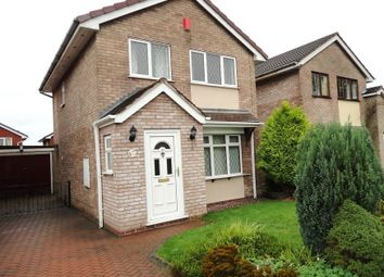 Thumbnail 3 bedroom detached house to rent in Batten Close, Meir Park, Stoke On Trent