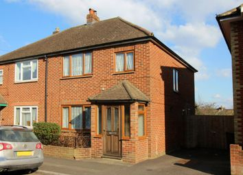 Thumbnail 3 bed semi-detached house for sale in Herrett Street, Aldershot