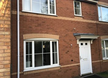 Thumbnail 3 bed terraced house to rent in Perchfoot Close, Parkside