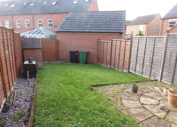 Thumbnail 3 bedroom terraced house to rent in Cowdrey Close, Stourbridge