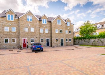 Thumbnail 4 bed town house for sale in Hedge Top Lane, Northowram, Halifax