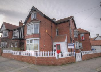 Thumbnail 3 bed flat for sale in Shaftesbury Road, Bridlington
