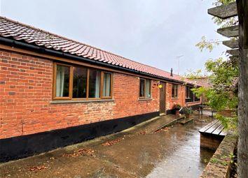 Thumbnail 3 bed barn conversion to rent in Rotten Row, East Tuddenham, Dereham