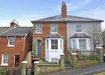 Thumbnail 4 bed semi-detached house for sale in Brodie Road, Guildford