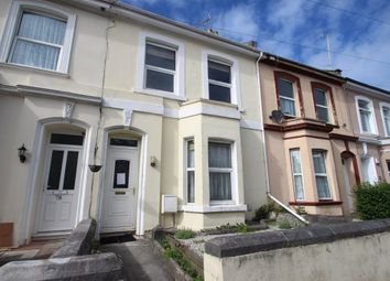 Thumbnail 3 bedroom terraced house for sale in Alexandra Road, Ford, Plymouth