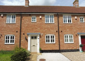 Thumbnail 2 bed terraced house for sale in Porterbush Road, Mulbarton, Norwich