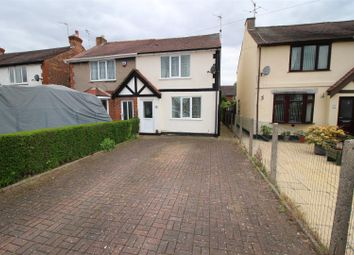 Thumbnail 3 bed semi-detached house for sale in Attenborough Lane, Beeston, Nottingham