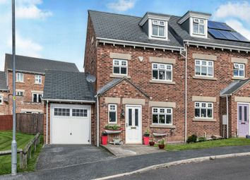 Thumbnail 3 bedroom semi-detached house for sale in River View, Woolley Grange, Barnsley