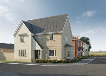 Thumbnail 3 bed detached house for sale in The Daffodil- Bay Window, Plot 44, Latchingdon Park, Latchingdon