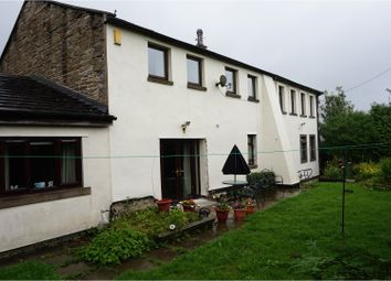 Thumbnail 5 bed detached house for sale in Burnley Road, Bacup
