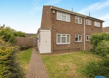 Thumbnail 3 bedroom semi-detached house for sale in Kenyon Walk, Gillingham