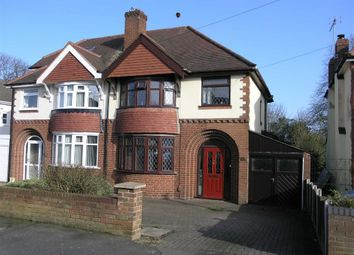 Thumbnail 3 bed semi-detached house for sale in Queens Road, Sedgley, Dudley