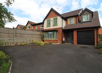 4 bed detached house for sale in Birch Road, Wardle, Rochdale OL12