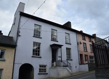 Thumbnail 2 bed flat to rent in Bridge Street, Newcastle Emlyn, Carmarthenshire