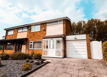 Thumbnail 4 bed semi-detached house to rent in Turnberry, Skelmersdale