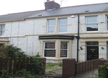 Thumbnail 3 bed terraced house to rent in Percy Avenue, Whitley Bay