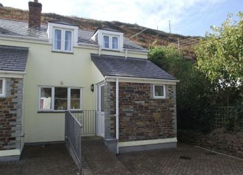Thumbnail 3 bed end terrace house to rent in Port Gaverne, Port Isaac