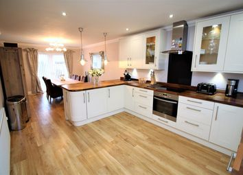 Thumbnail 4 bed detached house for sale in Pancroft, Abridge, Romford