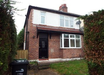 Thumbnail 4 bed property to rent in Waldon Road, Macclesfield