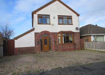 Thumbnail 3 bed detached house for sale in Bradman Road, Moreton, Wirral
