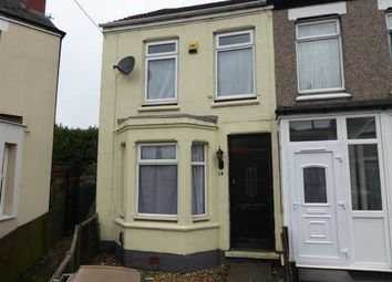 Thumbnail 2 bedroom end terrace house for sale in Astley Avenue, Longford, Coventry