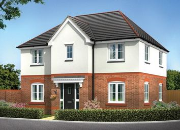 Thumbnail 4 bed detached house for sale in Sandy Lane, Chester, Cheshire