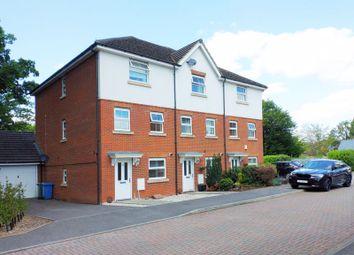 Haskins Drive, Farnborough GU14. 4 bed terraced house for sale