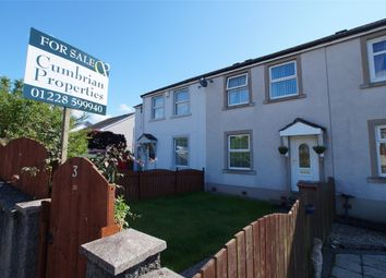 Thumbnail 3 bed terraced house for sale in Lingley Fields, Frizington, Cumbria