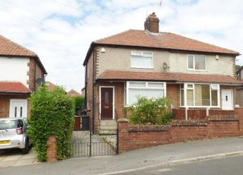 Thumbnail 2 bed semi-detached house to rent in Valley Road, Bramley Rodley Border